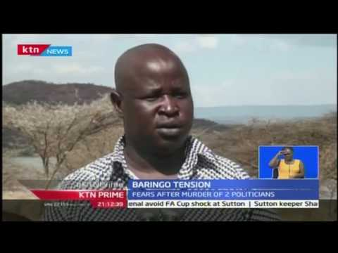 KTN Prime Full Bulletin with Sophia Wanuna and Ben Kitili 21/2/2017