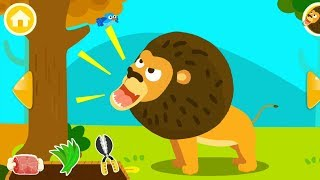 Play while learning - Baby learn to recognize animals - Animales name in English
