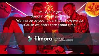 Marcus & Martinus Invited (lyrics)