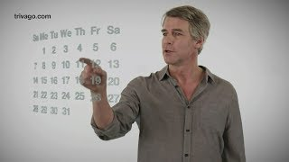 Trivago Guy - Original / First Commercial #2 (2013)