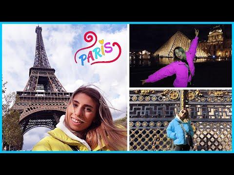 Paris Vlog Eyfel Otel Alışveriş Eğlenceli Çocuk Videosu Dila Kent