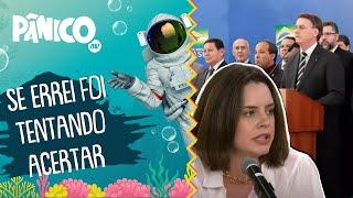 Bolsonaro virou a casaca durante o seu governo? Zoe Martinez opina