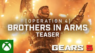 Gears 5 Operation 4 Teaser | Xbox