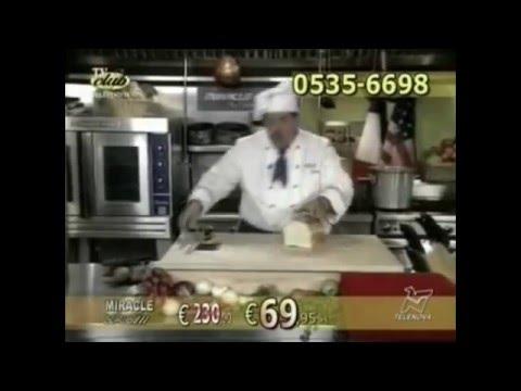 YTP ITA - I coltelli di Chef Tony sono coltelli (e lo sono per davveroh)