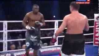 Kubrat Pulev vs Michael Sprott 3/3