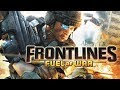 Frontlines Fuel Of War Playthrough Part 1