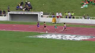 H29千葉県高校新人男子800m決勝