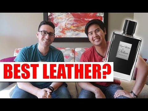 By Kilian Royal Leather Fragrance / Cologne Review