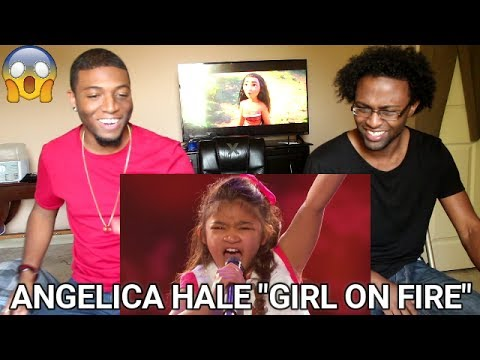Angelica Hale: 9-Year-Old Earns Golden Buzzer From Chris Hardwick - AGT - 2017 (REACTION)