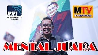 "Clinic Motivasi Dr. Rizaldi Putra Episode Ke-12 ""Mental Juara"""