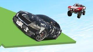 Уроки лайфхаков от МУЕ. Дикий угар и троллинг на новой машине! Гонки в GTA 5 Online | MYE