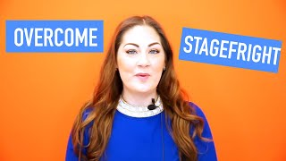 How to Overcome Stage Fright When Singing