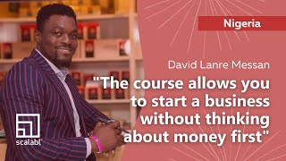 David Lanre Messan: Scalabl Allows You to Start a Business without Thinking about Money First