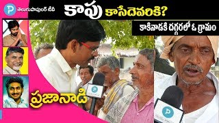 Kakinada Praja Naadi: Who Is Next AP CM? Andhra Pradesh Political Survey