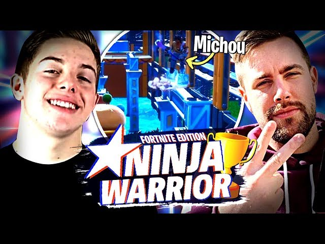 NINJA WARRIOR (FORTNITE EDITION)