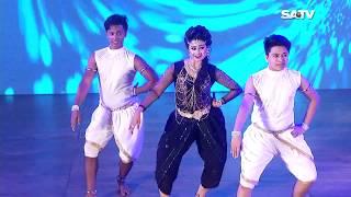 Eid Dance By Sinthiya, Shamim & Shafiq On SATV | Eid Dance Program