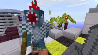 Minecraft Xbox - Andromeda - Space Hunger Games - Round 1