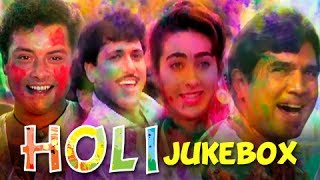 Best Bollywood Holi Songs - Festival Of Colours Special - Superhit Hindi Songs