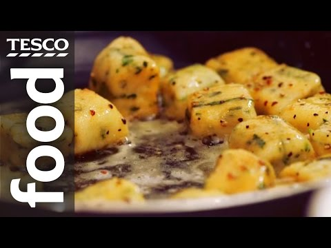 Video Three Quick and Easy Potato Recipes from SORTEDfood | Tesco Food