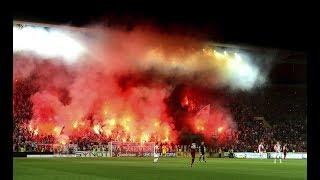 Slavia Praha Ultras - Best Moments