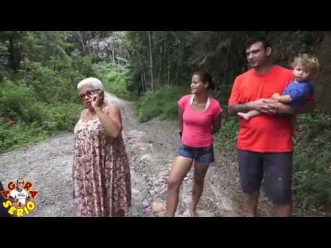 Moradores do Bairro Floreal Park de São Lourenço da Serra reclamam do Abandono das Ruas do Bairro.