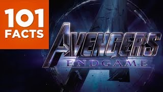 101 Facts About The Avengers