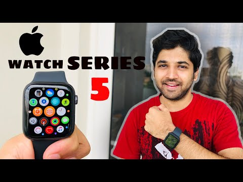 APPLE WATCH SERIES 5 UNBOXING AND REVIEW | ALL FEATURES EXPLAINED | TOTALLY WORTH | 44 MM SPACE GRAY