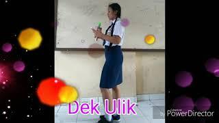 """bedak Uling Bangli"" Dek Ulik (cover)  Bintang"