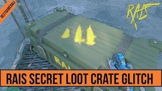 Dying Light Glitch - Bozak Horde Secret Rais Crate