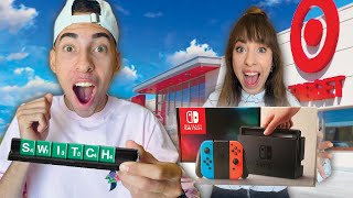 I'll buy whatever you can spell! - Brother and Sister Challenge!