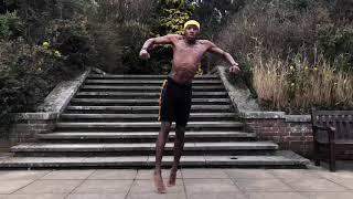 BURNA BOY   DANGOTE   AFRO DANCE VIDEO