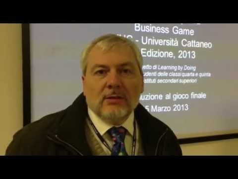 Business game: il parere dei docenti