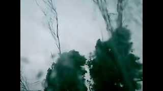 preview picture of video 'TROMBA EN MEXICALI, AREA EL CONDOR 21 AGOSTO 2014'