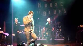 Jordan Knight- Let's Go Higher- House of Blues 3/8/12