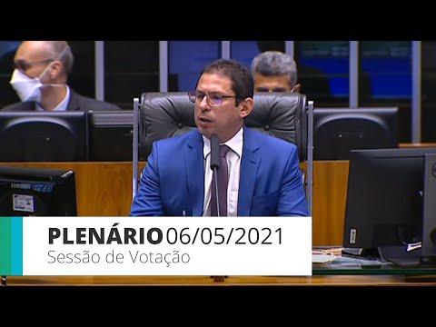 Plenário - PL 589/2019 - Tema da violência contra a mulher no currículo escolar - 06/05/2021
