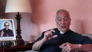 La Huella de un Mártir: Monseñor Romero. Entrevista a Mons. Urioste 2a parte