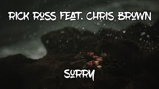Rick Ross feat. Chris Brown - Sorry [Instrumental Remake]