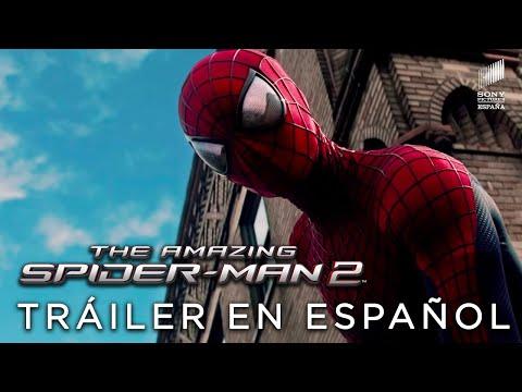 Trailer The Amazing Spider-Man 2: El poder de Electro