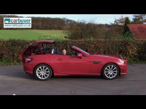 Mercedes SLK review - CarBuyer