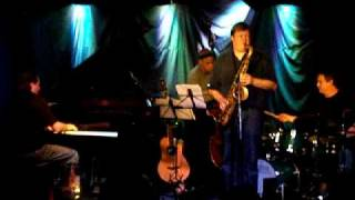New York Quartett feat. Johannes Moessinger (It´s time to be a greenhorn)