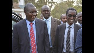 The race for Uasin Gishu heats up between Mandago and Buzeki