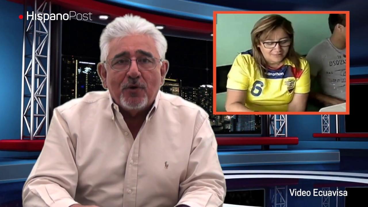 Noticiero Relámpago: Moreno quiere la paz en el mundo, pero apoya la dictadura de Maduro