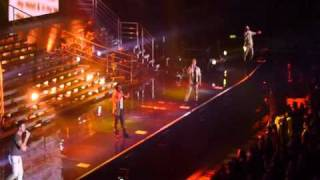 Boyzone - One More Song (live)  - Nottingham Arena 3/3/11