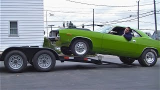Moving the 596HP 408 Stroker - Open Headers - CUDA [Ric0000 Archive]
