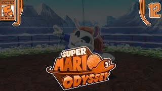 Super Mario Odyssey [E10+] | Part 12 [Blind] | Patience expiriting! | The Collective