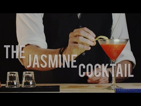 How To Make The Jasmine Cocktail – Best Drink Recipes