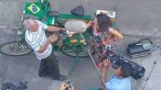 MOSAICO BAIANO TV BAHIA CANAL 11 AFILIADA SBT SALVADOR BAHIA VARDINHO REPORTER