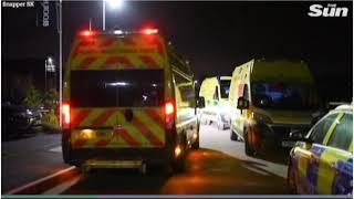 Joseph McCann Serial Sex Attacker CCTV On The Run Captured Congleton