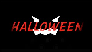 Halloween - Aqua- Animated Lyric Music Video