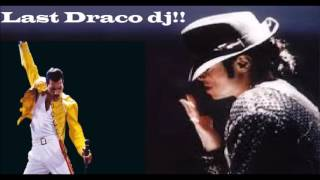 Michael Jackson - bad vs Qeen - Another One Bites The Dust  (last Draco dj)